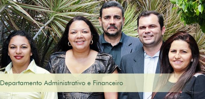 equipe admin financ