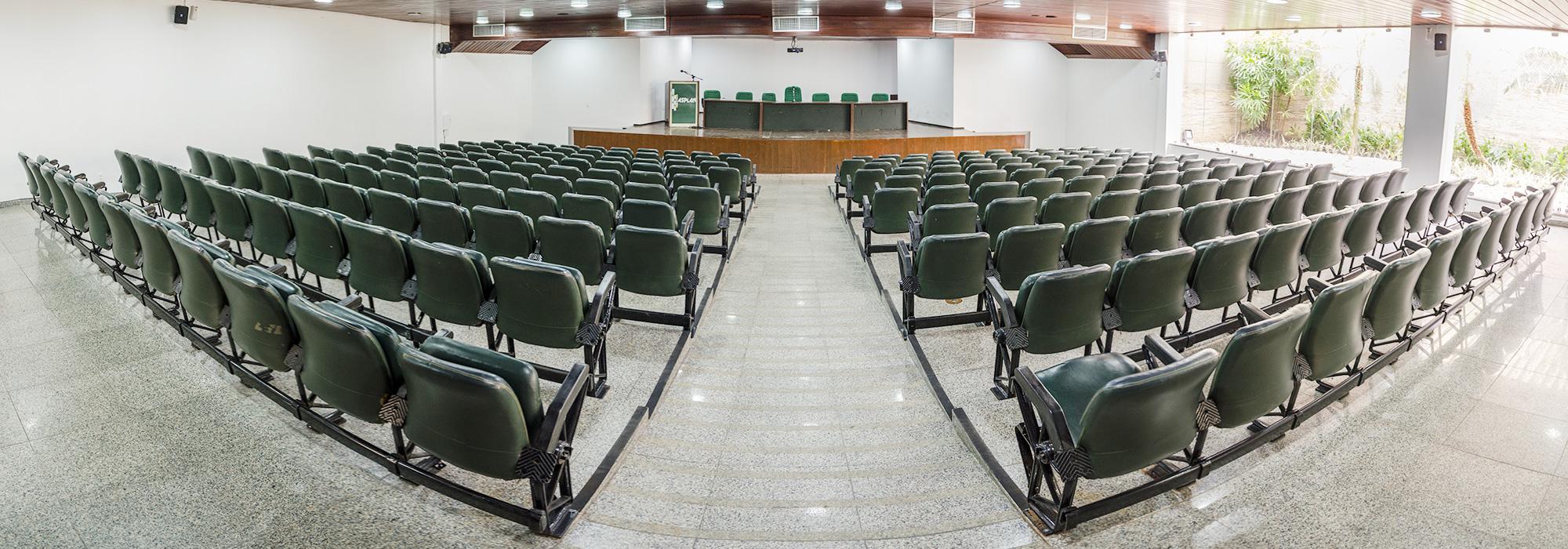 Auditório Reformado
