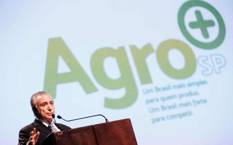 Discurso do presidente de desburocratizar processos do MAPA anima produtores rurais da Paraíba