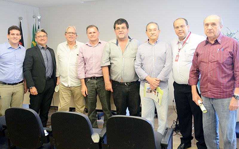 Superintendente do BNB anuncia instalação de uma agência   itinerante para atender produtores na sede da Asplan