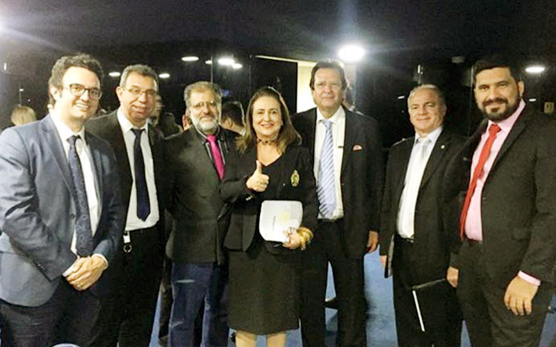 Senado promulga suspensão da cobrança de débitos de produtores com o Funrural