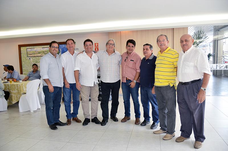 Asplan realiza assembleia para referendar volta de José Inácio à presidência da entidade