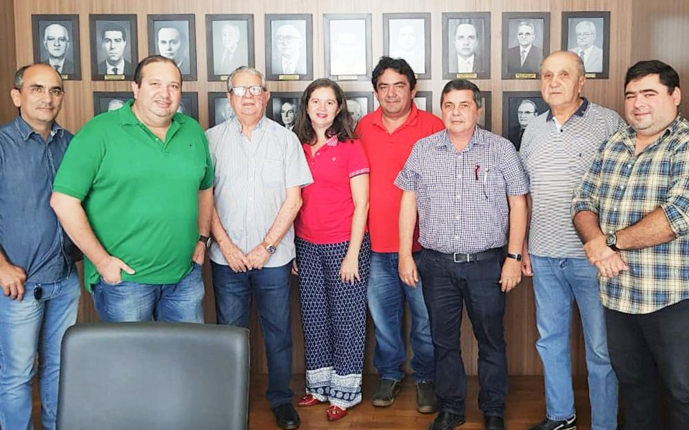 Diretoria da Asplan cobra do DER obras de pavimentação e recuperação de estradas por onde escoa a produção canavieira