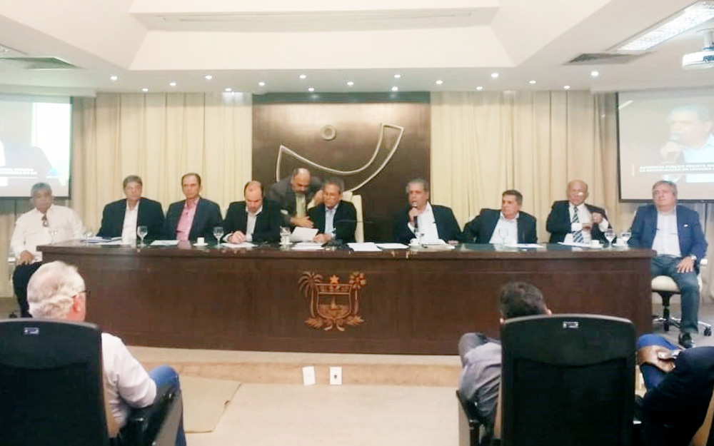 Presidente da Unida participa de debate na ALRN sobre revitalização da cultura da cana-de-açúcar no NE