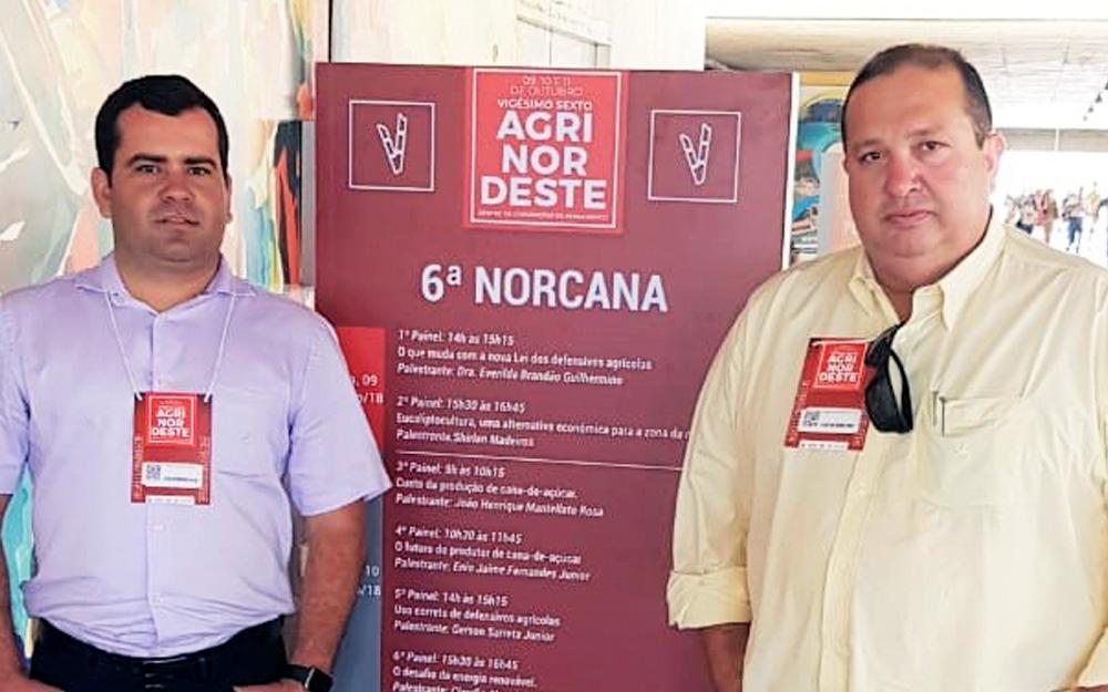 Asplan participa da 6º Feira Nordestina dos Produtores de Cana