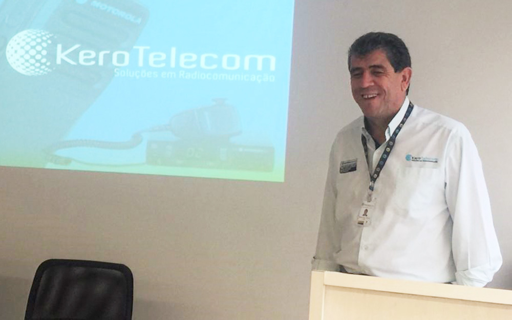 Tecnologia MOTOTRBO é apresentada aos produtores canavieiros da Paraíba durante Workshop de Radiocomunicação
