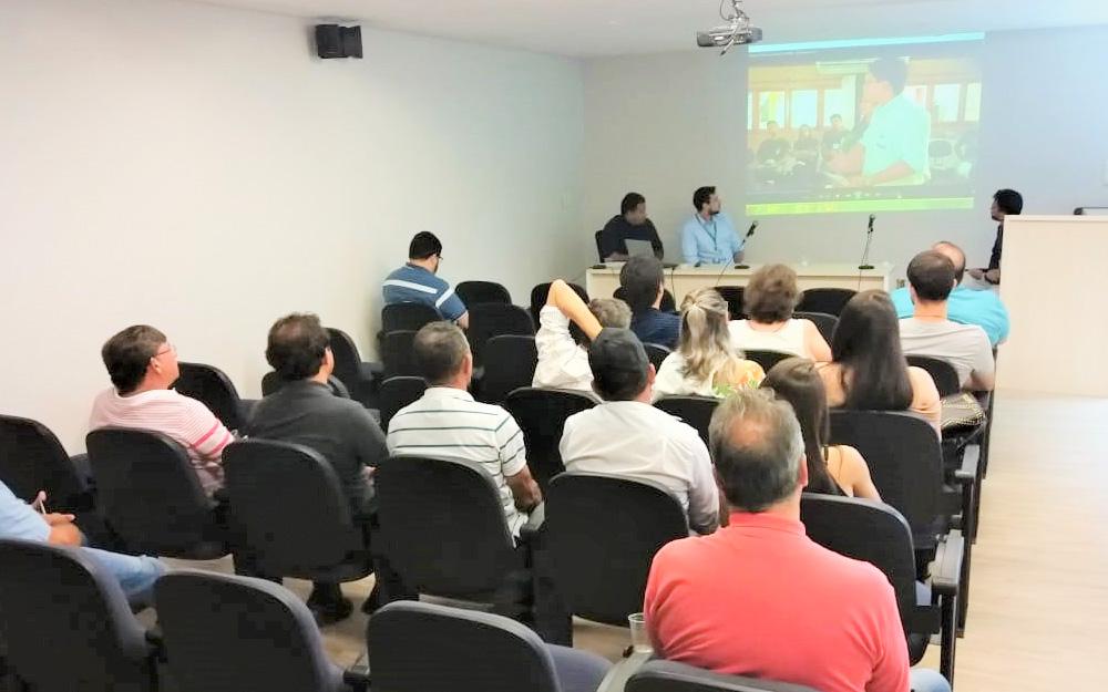 Projeto de gestão de atividade na área de cana-de-açúcar será realizado com produtores da Paraíba a partir de 2019