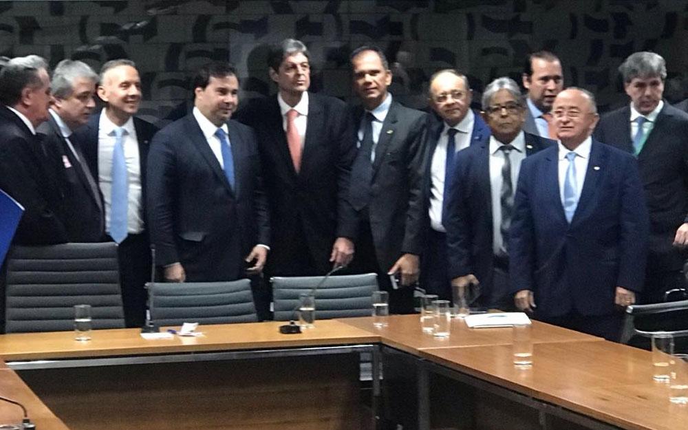 Presidente da Feplana diz que reunião com líderes partidários e representantes do governo federal foi produtiva e expectativa é boa