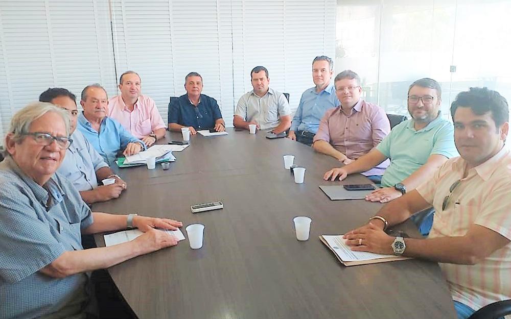 Diretoria da Asplan se reúne com superintendente do INCRA para debater formas de incrementar cultura canavieira de pequenos produtores da PB