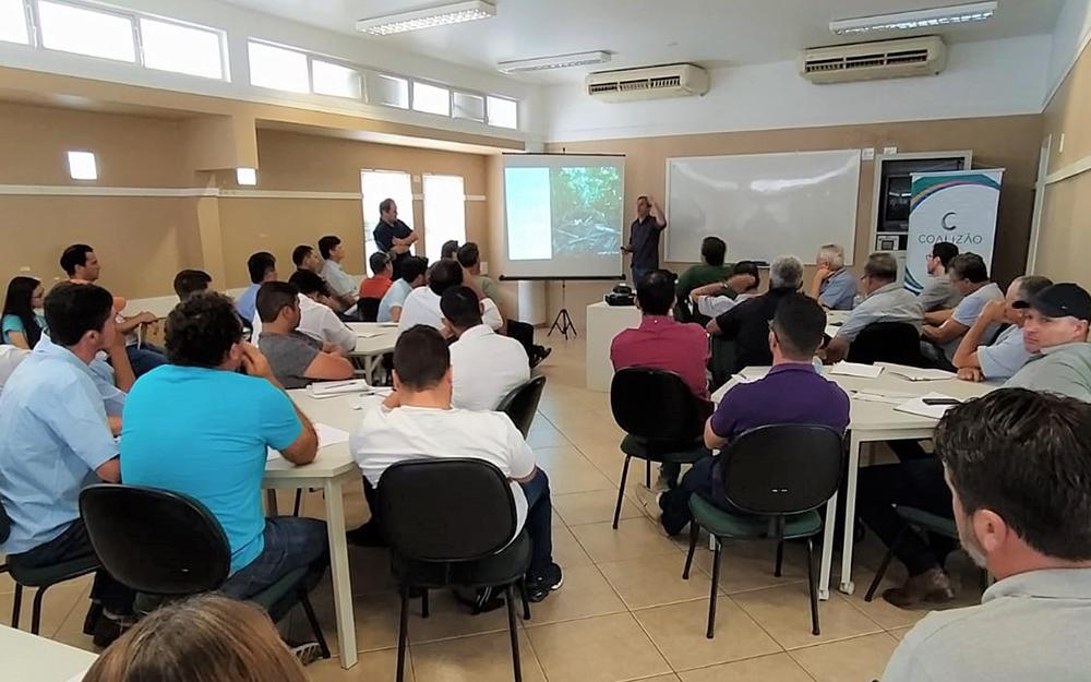 Asplan envia profissionais para participar de curso de Multiplicação de Microrganismos ON FARM que é a nova aposta da agricultura
