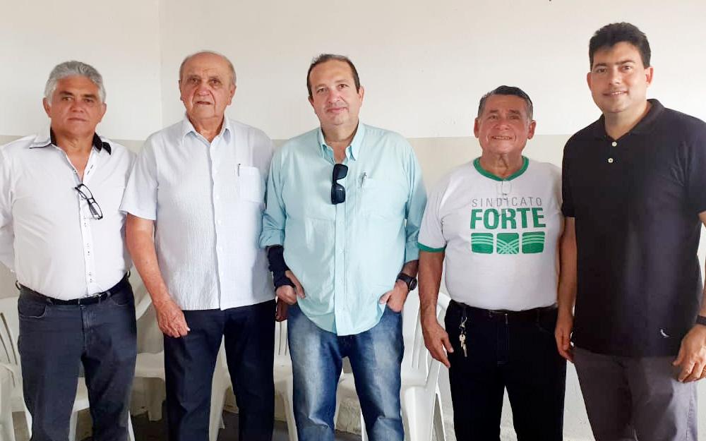 Asplan tem suplente na chapa do presidente reeleito do SINDCAP