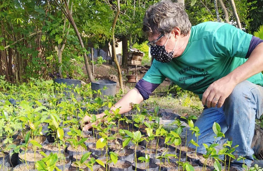 Parceria da Asplan com Eco Ocelot vai possibilitar restauração da Mata Atlântica em propriedades rurais paraibanas
