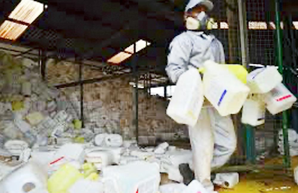 Asplan convida associados para participar de ação que fará a logística reversa de embalagens de agrotóxicos em Itapororoca