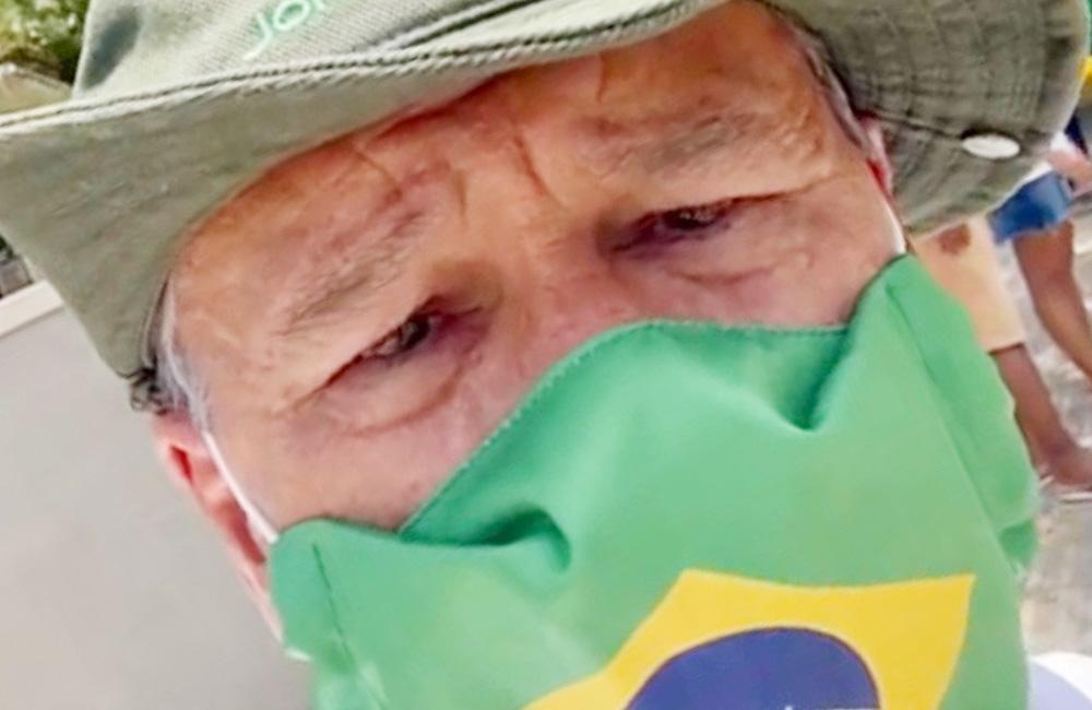 Presidente da Asplan diz que manifestações deste domingo reforçam o apoio ao Governo de Bolsonaro e as medidas de estabilização do país
