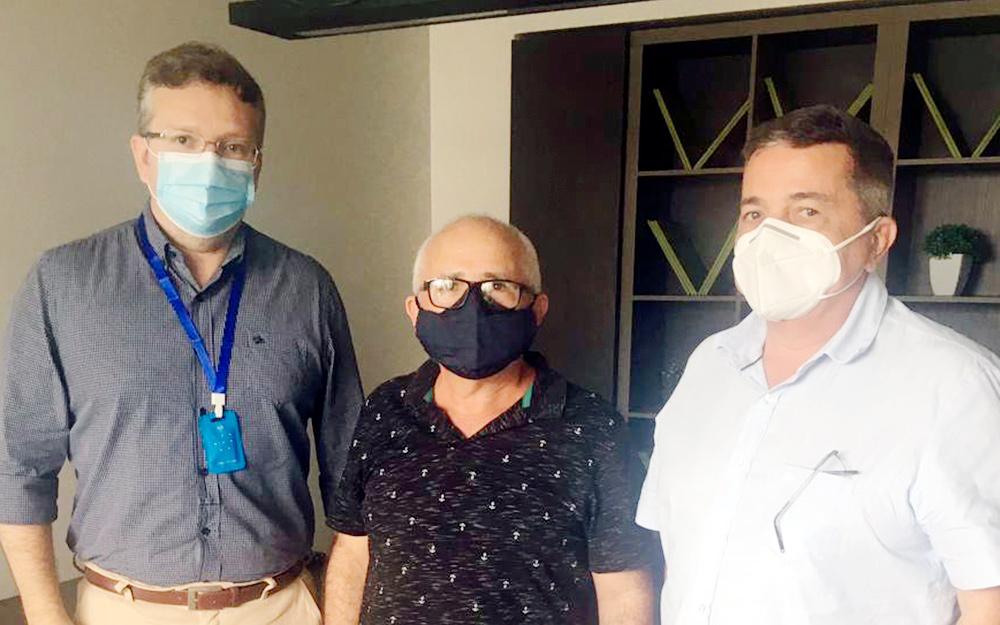 Diretoria da Asplan se reúne com superintendência do Incra para debater formas de ajudar assentados na Paraíba