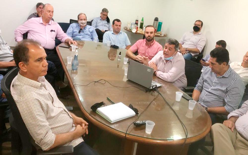 José Inácio de Morais é reconduzido a novo mandato para o triênio 2021/2023 como presidente da Unida